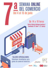 7ª Semana online del comercio en Gijón