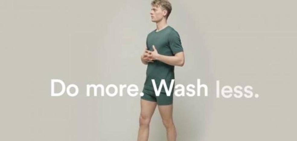 Tecnología de la NASA para lanzar unos calzoncillos que no tendrás que lavar en semanas