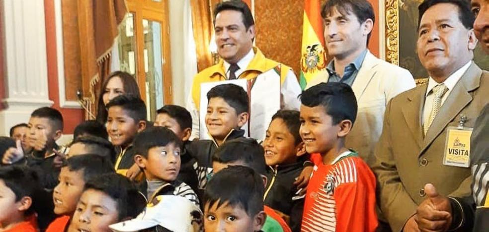 Mareo llega hasta Bolivia