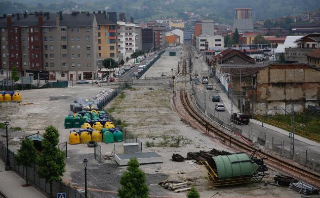 Adif inicia la segunda fase del proyecto de soterramiento de las vías en Langreo