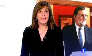 Ana Blanco se suma al 'viernes negro' de TVE