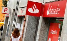 La alerta de la Policía Nacional a los clientes del Banco Santander