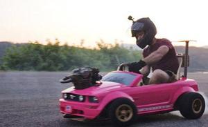 El coche de la Barbie que le quiere hacer la competencia a Fernando Alonso