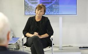 Carmen Moriyón: «El respaldo que recibí de Foro y mis compañeros pesa a la hora de decidir»