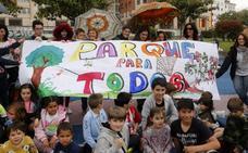 Las Escuelas Blancas piden la ampliación del parque