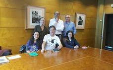 Más Luarca Valdés pide al Principado que se acelere la puesta en marcha del Museo del Calamar Gigante