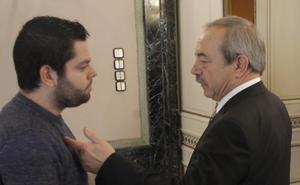 El alcalde retira a Rosón las competencias de un contrato por segunda vez en cinco meses