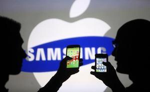 Samsung tendrá que pagar 583 millones a Apple por copia de patentes