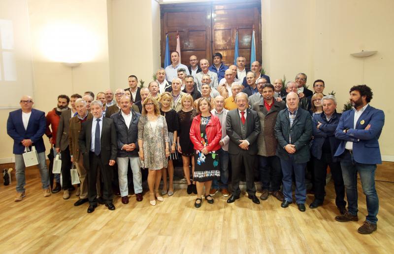 Oviedo homenajea a sus funcionarios por Santa Rita