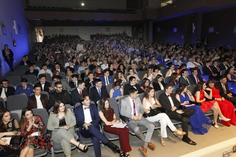 Los estudiantes del IES Montevil se gradúan