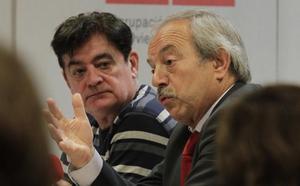 Wenceslao López pretende «dejar en marcha» este año los planes de El Cristo y La Vega