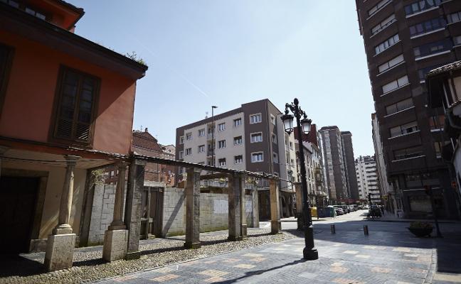Víctor Antuña construirá ocho viviendas, veinte garajes y un bajo en Galiana