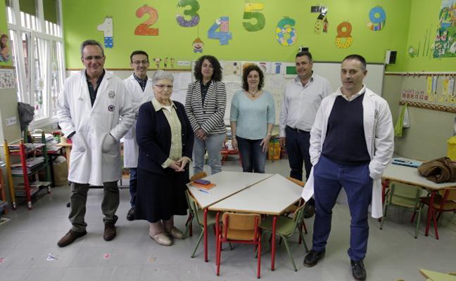 La comunidad educativa del colegio Nazaret pide la dimisión de Genaro Alonso