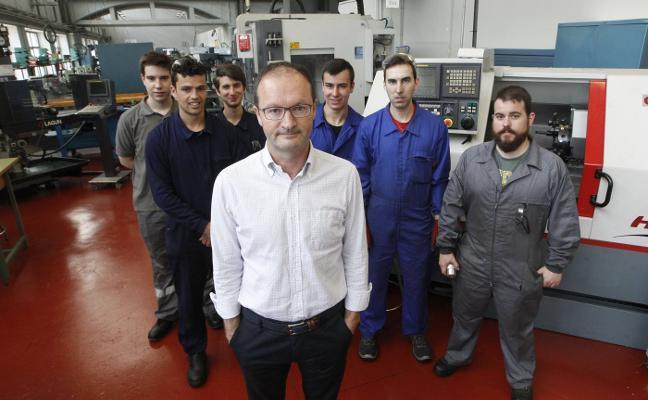 La FP no cubre la demanda para la industria en Asturias y genera excedentes en otras profesiones