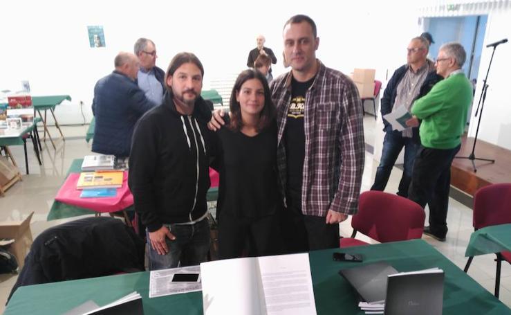 III Feria del Libro en Luarca