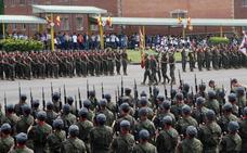 El Gobierno central declara zona de interés el acuartelamiento Cabo Noval