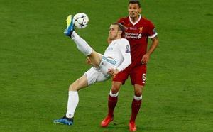 El espectacular gol de chilena de Gareth Bale, el golazo de la final de la Champions League