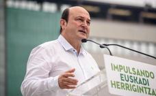 El PNV condiciona el apoyo a la moción de censura a que esté en sintonía con «la agenda vasca»