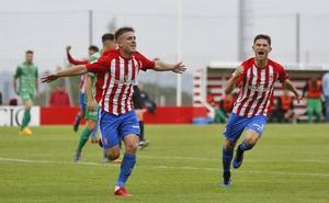 Directo: Sporting B 2 - 0 Cornellá