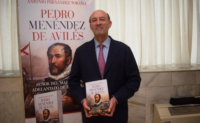 «Pedro Menéndez puso la primera piedra de la verdadera colonización»