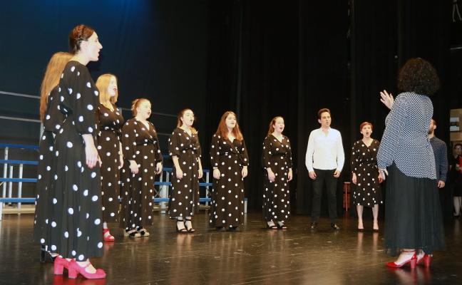 La Felguera acoge el VII Encuentro de Coros de la Fundación Princesa