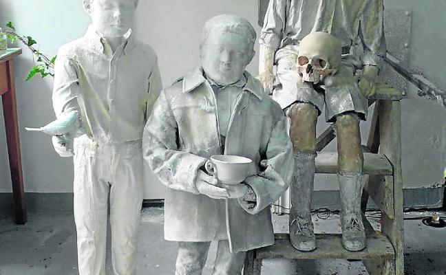 La escultura asturiana bajo los focos
