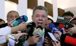 Colombia celebra hoy sus primeras presidenciales en paz