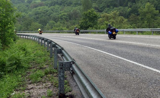 Un tramo sobre cuya peligrosidad alertan desde hace tiempo los conductores