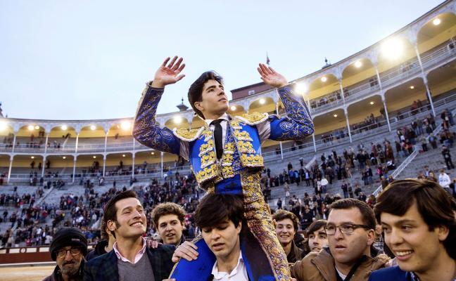 Álvaro Lorenzo entra en el cartel de la Feria de Begoña