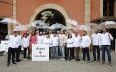 Chaquetillas ignífugas de algodón reciclado para los 'soles' asturianos
