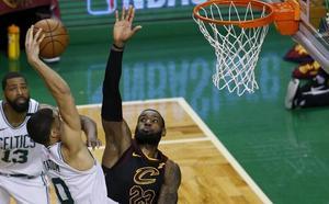 Los Cavaliers revalidan el título en el Este y van a las Finales