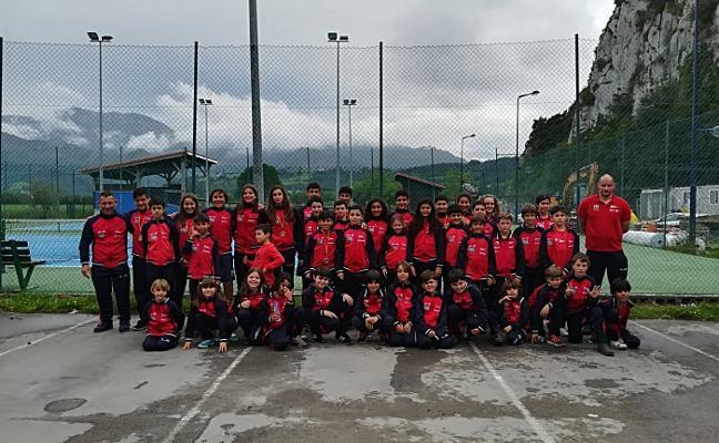 Excelentes resultados en Ribadesella y Soto de Ribera