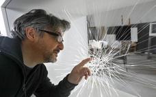 Las esculturas de luz de Pablo Armesto regresan a Gijón