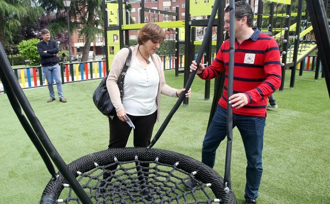 El Ayuntamiento mejorará este año diez parques por «más de un millón»