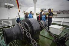 El azote del narcotráfico atraca en Avilés