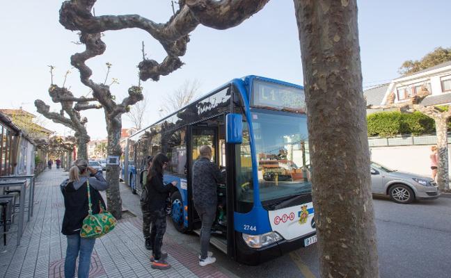 Los menores de doce años tendrán el bus gratuito