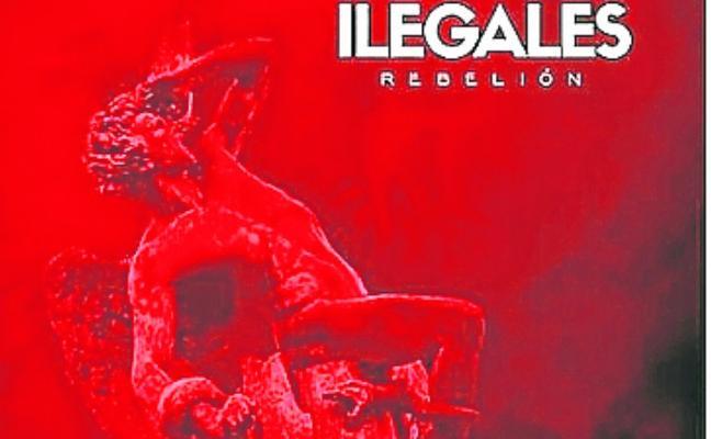Ilegales adelanta hoy un tema de 'Rebelión', su nuevo disco