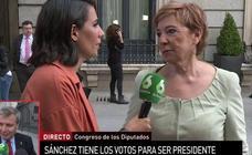 Celia Villalobos, a La Sexta: «Os vais a aburrir sin tener al PP para darle caña todo el día»