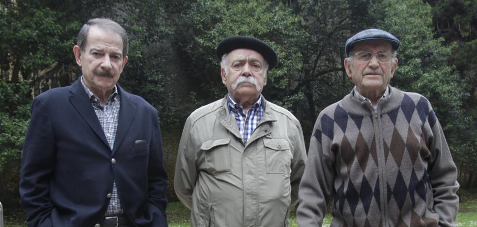 Gerardo Iglesias: «Hay que acabar con la impunidad del franquismo»