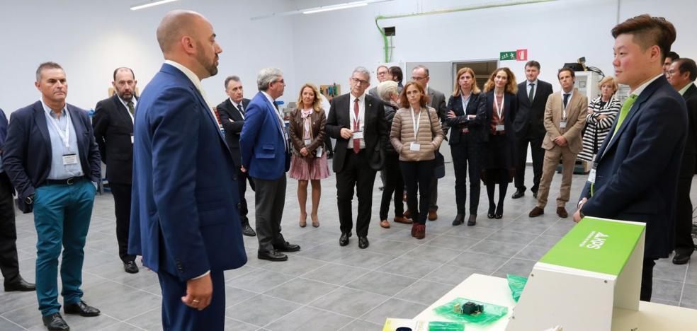 KPS inaugura en Morcín la primera planta de tecnología eléctrica de España