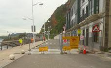 El PP califica de «derroche» las obras del paseo de Candás