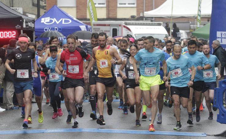 Oviedo corre contra la esclerosis múltiple