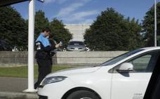 Herido un ciclista al ser arrollado por un coche en Gijón