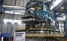 Así fue el proceso de construcción del gran telescopio de Asturfeito