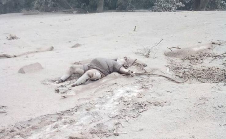 Las impactantes imágenes tras la erupción del volcán de Fuego, en Guatemala