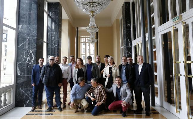 'La tabernera del puerto', en Oviedo: un drama al socaire de la tormenta