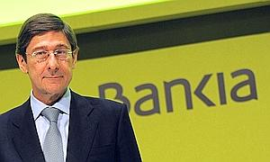 Bankia se desploma tras la advertencia del FROB