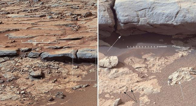 El Curiosity taladrar� la superficie marciana en unos d�as