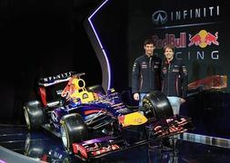 Red Bull presenta el RB9