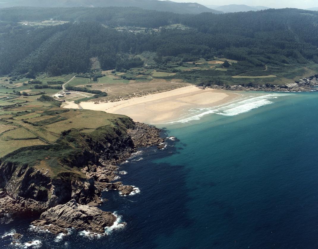 Resultado de imagen de playa esteiro lugo